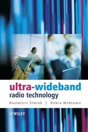 Ultra-wideband radio technology PDF
