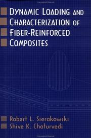 Dynamic loading and characterization of fiber-reinforced composites PDF