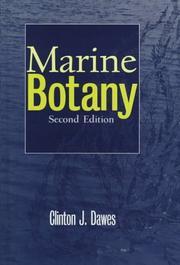 Marine botany PDF