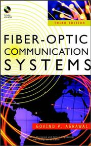 Fiber-optic communication systems by G. P. Agrawal