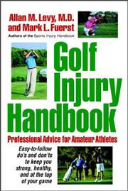 Golf injury handbook PDF