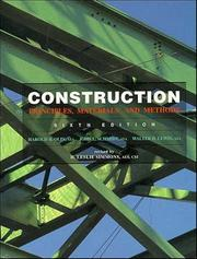 Construction by Harold Bennett Olin