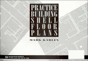 Practice Building Shell Floor Plans PDF