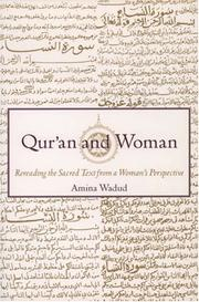 Qur'an and woman by Amina Wadud