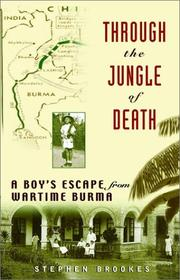 Through the jungle of death by Stephen Brookes