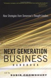 Next generation business handbook PDF