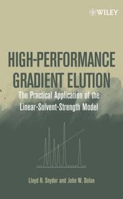 High-Performance Gradient Elution
