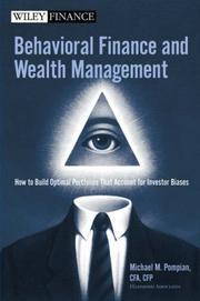 Behavioral finance and wealth management PDF