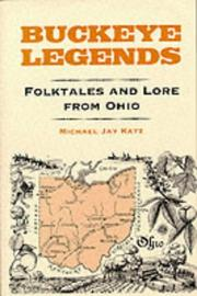 Cover of: Buckeye legends by Michael Jay Katz