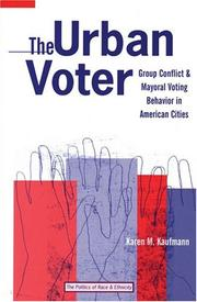 The Urban Voter PDF