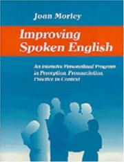 Improving Spoken English PDF