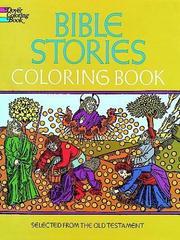 Bible Stories Coloring Book PDF