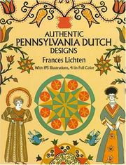 Authentic Pennsylvania Dutch Designs PDF