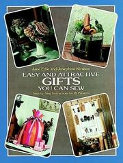 Easy and attractive gifts you can sew PDF