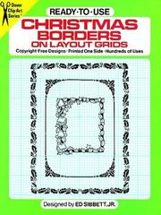 Ready-to-Use Christmas Borders on Layout Grids PDF