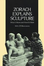 Zorach explains sculpture by William Zorach