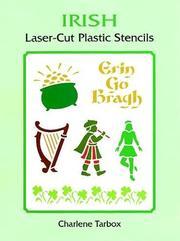 Irish Laser-Cut Plastic Stencils (Laser-Cut Stencils) PDF