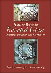 How to Work in Beveled Glass PDF