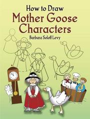 How to Draw Mother Goose Characters PDF