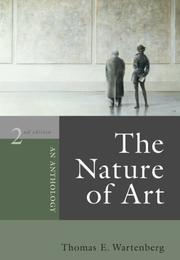 The Nature of Art PDF