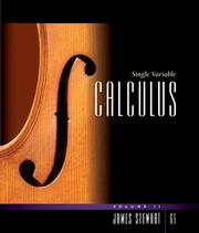 Single Variable Calculus, Volume 2 PDF