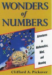 Wonders of Numbers PDF