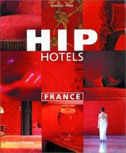 Hip hotels. France