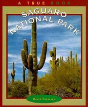 Saguaro National Park PDF