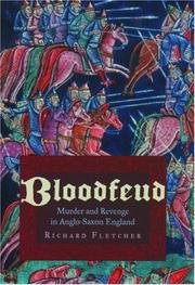 Bloodfeud by R. A. Fletcher