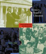 Brown v. Board of Education by Diane L. Good