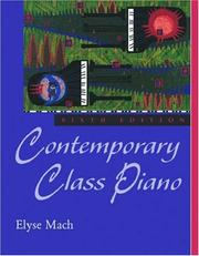 Contemporary Class Piano by Elyse Mach