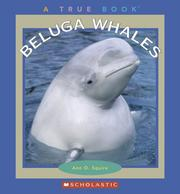 Beluga whales by Ann Squire