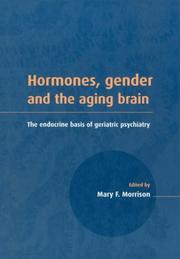 Hormones, Gender and the Aging Brain PDF