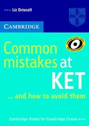 Common Mistakes at KET PDF