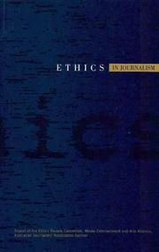 Ethics in Journalism (Meaa) PDF
