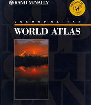 Cosmopolitan world atlas PDF