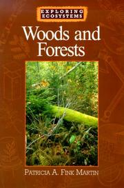 Woods and Forests (Exploring Ecosystems) PDF