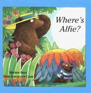 Where's Alfie? PDF