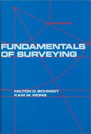 Fundamentals of surveying PDF
