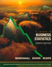 A course in business statistics PDF