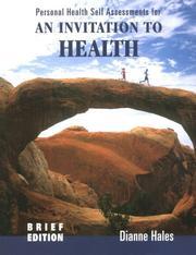 Invitation to Health PDF
