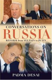 Conversations on Russia by Padma Desai