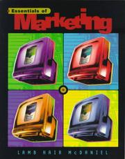 Essentials of Marketing by Charles W. Lamb