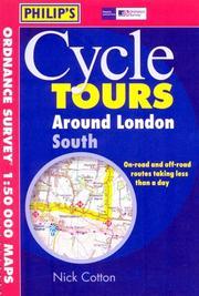 Around London South (Philip's Cycle Tours) PDF