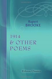 1914 & other poems PDF