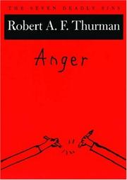 Anger by Robert A. F. Thurman