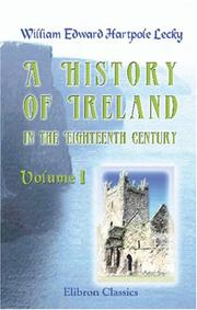 A History of Ireland in the Eighteenth Century PDF