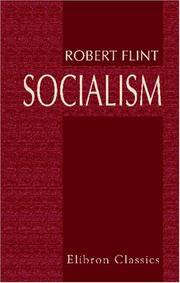 Socialism by Robert Flint