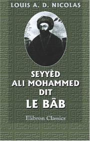 Seyyed Ali Mohammed dit le Bab by Louis Alphonse Daniel Nicolas