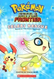Celebi Rescue (Pokemon) PDF